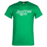 Kelly Green T Shirt-Scottish Rite