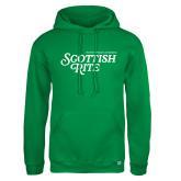 Russell DriPower Kelly Green Fleece Hoodie-Scottish Rite