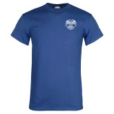 Royal T Shirt-Spes Mea In Deo Est