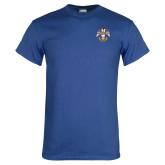 Royal T Shirt-Deus Meumque Jus