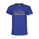 Youth Royal T Shirt-Future Freemason