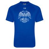 Under Armour Royal Tech Tee-Freemasons