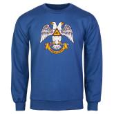 Royal Fleece Crew-Freemasons