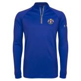 Under Armour Royal Tech 1/4 Zip Performance Shirt-Freemasons
