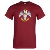 Cardinal T Shirt-Deus Meumque Jus