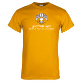 Gold T Shirt-Scottish Rite Lockup