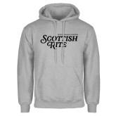 Grey Fleece Hoodie-Scottish Rite
