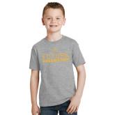 Youth Grey T Shirt-Future Freemason