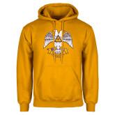 Gold Fleece Hoodie-Freemasons