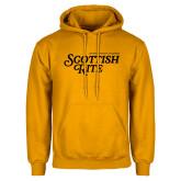 Gold Fleece Hoodie-Scottish Rite