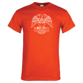 Orange T Shirt-Freemasons