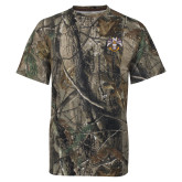 Realtree Camo T Shirt-Freemasons