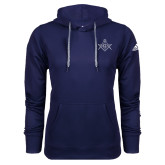 Adidas Climawarm Navy Team Issue Hoodie-Square and Compass with G