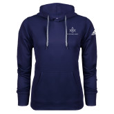 Adidas Climawarm Navy Team Issue Hoodie-Not Just A Man A Mason