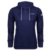 Adidas Climawarm Navy Team Issue Hoodie-Scottish Rite Wordmark
