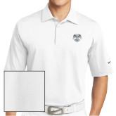 Nike Sphere Dry White Diamond Polo-Freemasons