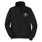 Black Charger Jacket-Freemasons