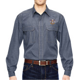 DRI DUCK Deep Blue Field Shirt-Freemasons