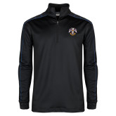 Nike Golf Dri Fit 1/2 Zip Black/Royal Pullover-Spes Mea In Deo Est