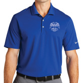 Nike Golf Dri Fit Royal Micro Pique Polo-Freemasons