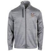 Callaway Stretch Performance Heather Grey Jacket-Spes Mea In Deo Est