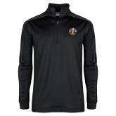 Nike Golf Dri Fit 1/2 Zip Black/Grey Pullover-Freemasons