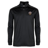Nike Golf Dri Fit 1/2 Zip Black/Grey Pullover-Spes Mea In Deo Est