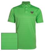 Callaway Opti Vent Vibrant Green Polo-32 Eagle Freemasons