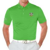 Callaway Opti Vent Vibrant Green Polo-Spes Mea In Deo Est