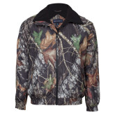 Mossy Oak Camo Challenger Jacket-Square and Compass with G
