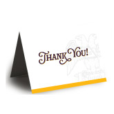 A6 Folded Thank You Card Version One-