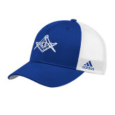Adidas Royal Structured Adjustable Hat-Square and Compass with G