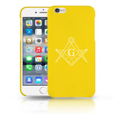 iPhone 6 Plus Phone Case-Square and Compass with G