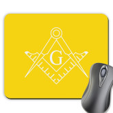 Full Color Mousepad-Square and Compass with G
