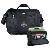 High Sierra XBT Elite Compu Messenger-Square and Compass with G