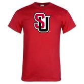 Red T Shirt-Tertiary Mark