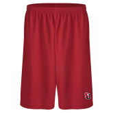 Performance Classic Red 9 Inch Short-Tertiary Mark
