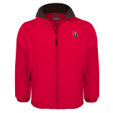 Red Survivor Jacket-Tertiary Mark