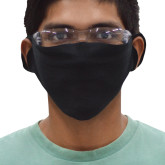 BLANK Black Cloth Face Cover-Primary Mark