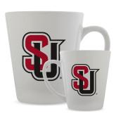 Full Color Latte Mug 12oz-Tertiary Mark