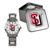 Mens Stainless Steel Fashion Watch-Tertiary Mark