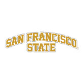 Medium Decal-San Francisco State, 8 in. wide