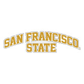 Large Decal-San Francisco State, 12 in. wide