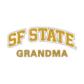 Small Decal-Grandma, 6 in. wide