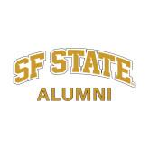 Alumni Decal-Alumni, 6 in. wide