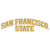 Extra Large Decal-San Francisco State, 18 in. wide