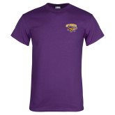 Purple T Shirt-Primary Mark