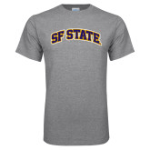 Grey T Shirt-SF State