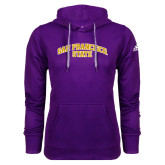 Adidas Climawarm Purple Team Issue Hoodie-San Francisco State