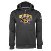 Under Armour Carbon Performance Sweats Team Hoodie-Primary Mark